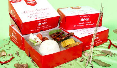 gambar nasi box