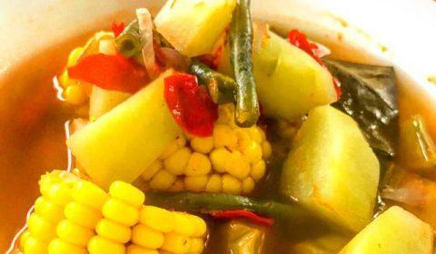 ganbar sayur asem