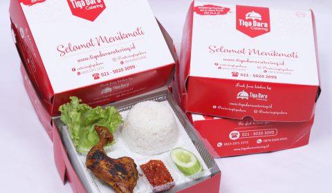 nasi box tiga dara catering