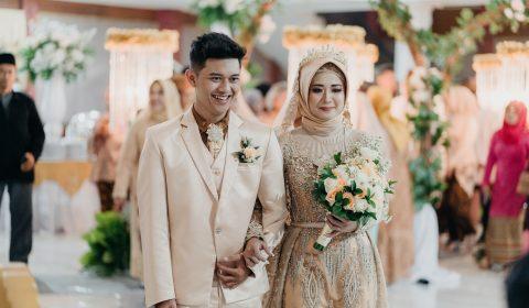 tanggal pernikahan